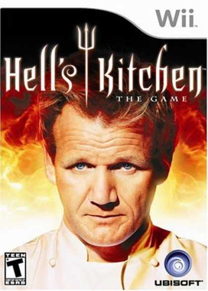 Bestselling Games (2008) - Hell's Kitchen