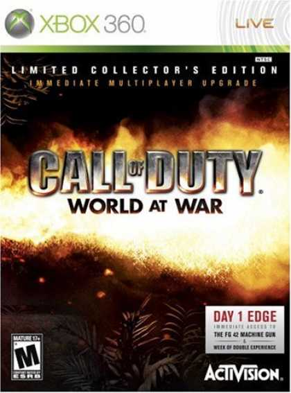 Bestselling Games (2008) - Call of Duty World at War Collector's Edition