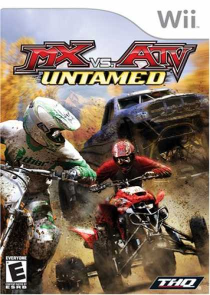 Bestselling Games (2008) - Mx Vs ATV Untamed