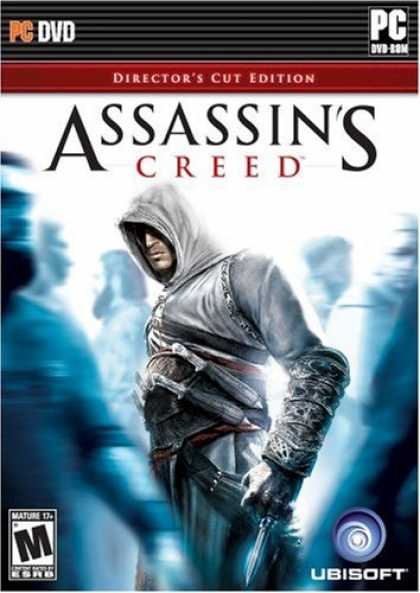 Bestselling Games (2008) - Assassin's Creed: Director's Cut Edition