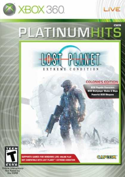 Bestselling Games (2008) - Lost Planet Extreme Condition: Colonies Edition