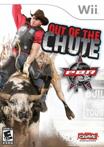 Bestselling Games (2008) - PBR: Out of the Chute