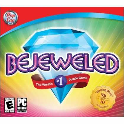 Bestselling Games (2008) - Bejeweled