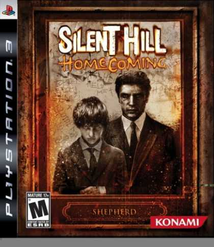 Bestselling Games (2008) - Silent Hill: Homecoming