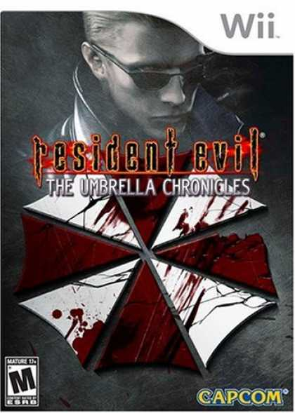 Bestselling Games (2008) - Resident Evil: The Umbrella Chronicles