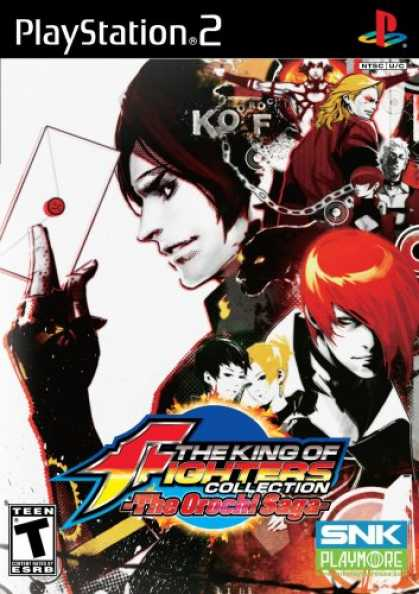Bestselling Games (2008) - King of Fighters Collection- The Orochi Saga