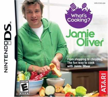 Bestselling Games (2008) - What's Cooking? With Jamie Oliver