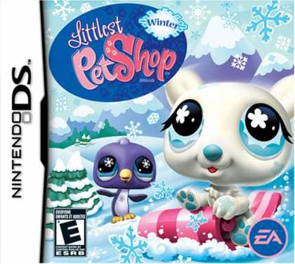 Bestselling Games (2008) - Littlest Pet Shop: Winter