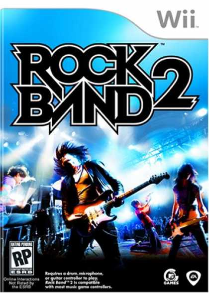 Bestselling Games (2008) - Rock Band 2