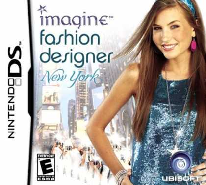 Bestselling Games (2008) - Imagine Fashion Designer New York