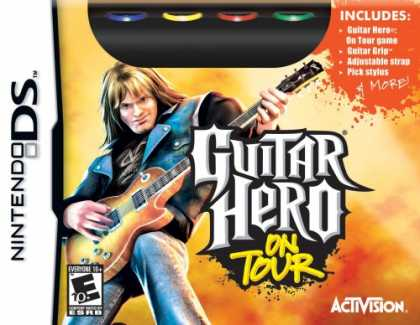 Bestselling Games (2008) - Guitar Hero: On Tour
