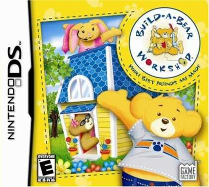 Bestselling Games (2008) - Build-A-Bear Workshop