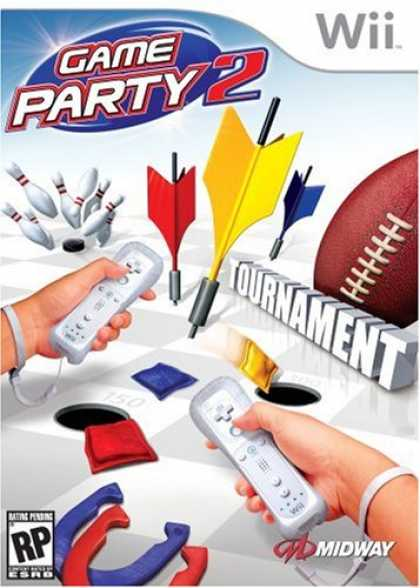 Bestselling Games (2008) - Game Party 2