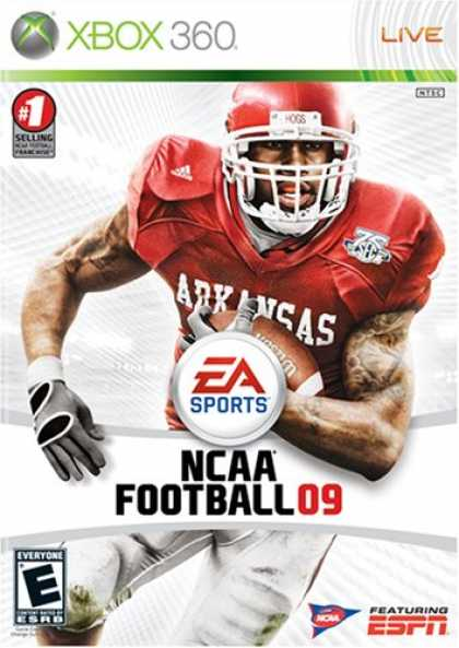 Bestselling Games (2008) - NCAA Football 09