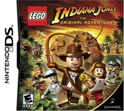 Bestselling Games (2008) - Lego Indiana Jones: The Original Adventures