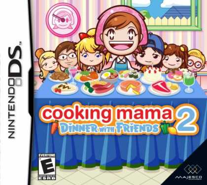 Bestselling Games (2008) - Cooking Mama 2: Dinner With Friends