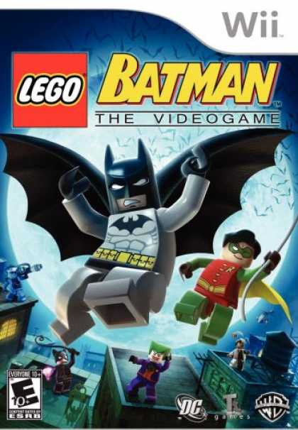 Bestselling Games (2008) - LEGO Batman