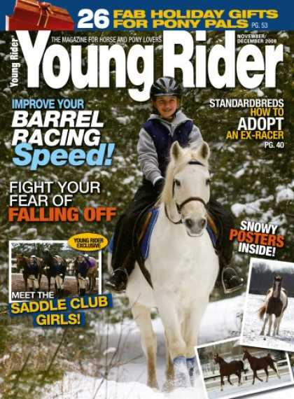 Bestselling Magazines (2008) - Young Rider