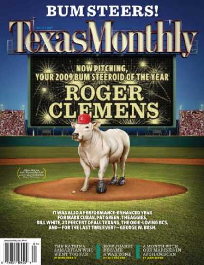 Bestselling Magazines (2008) - Texas Monthly