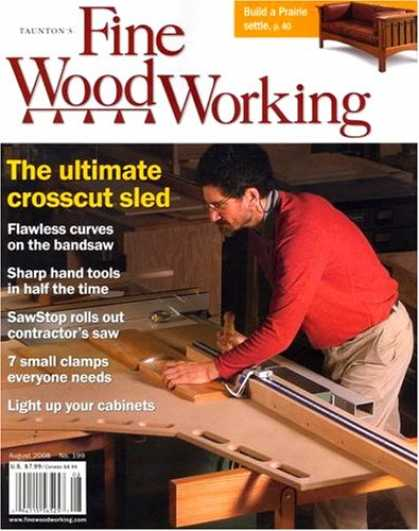 Bestselling Magazines (2008) - Fine Woodworking