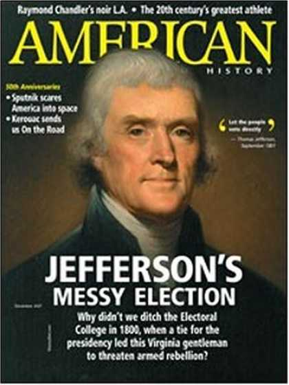 Bestselling Magazines (2008) - American History