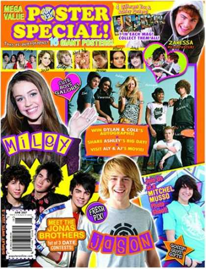 Bestselling Magazines (2008) - Pop Star