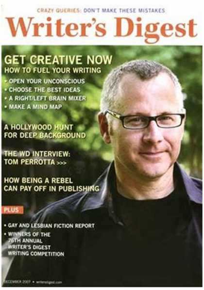 Bestselling Magazines (2008) - Writer's Digest