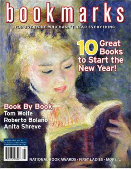 Bestselling Magazines (2008) - Bookmarks