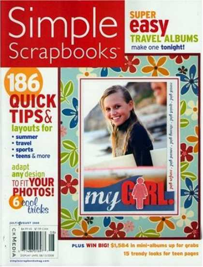 Bestselling Magazines (2008) - Simple Scrapbooks