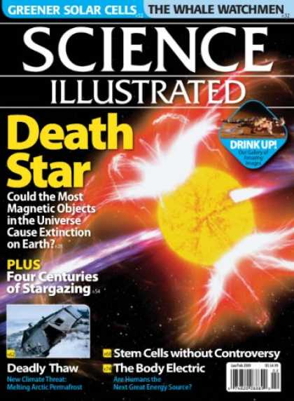 Bestselling Magazines (2008) - Science Illustrated