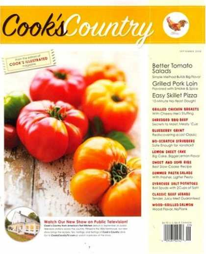 Bestselling Magazines (2008) - Cook's Country