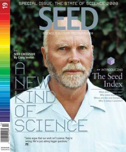 Bestselling Magazines (2008) - Seed
