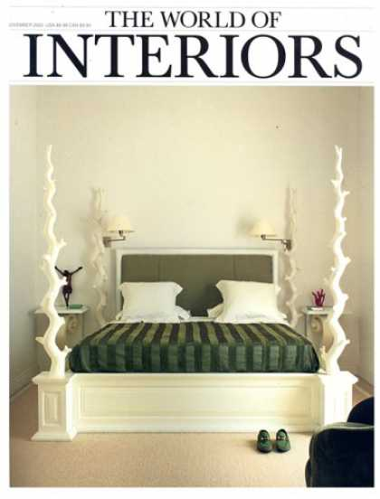 Bestselling Magazines (2008) - World of Interiors