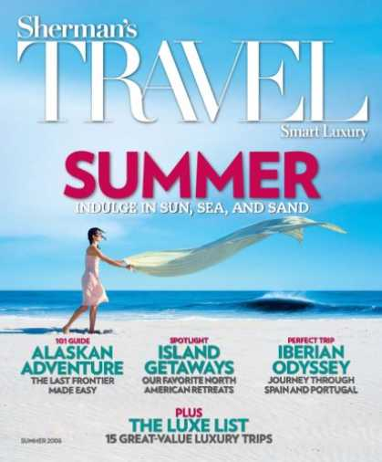 Bestselling Magazines (2008) - Sherman's Travel