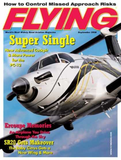 Bestselling Magazines (2008) - Flying