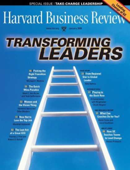 Bestselling Magazines (2008) - Harvard Business Review