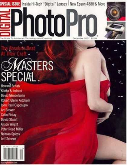 Bestselling Magazines (2008) - Digital Photo Pro