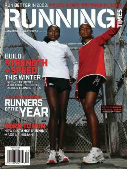 Bestselling Magazines (2008) - Running Times