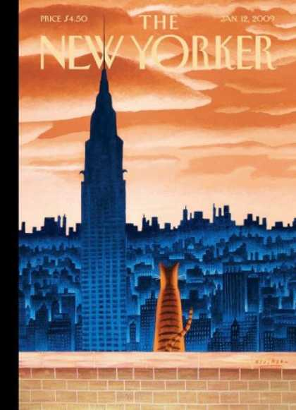 Bestselling Magazines (2008) - The New Yorker