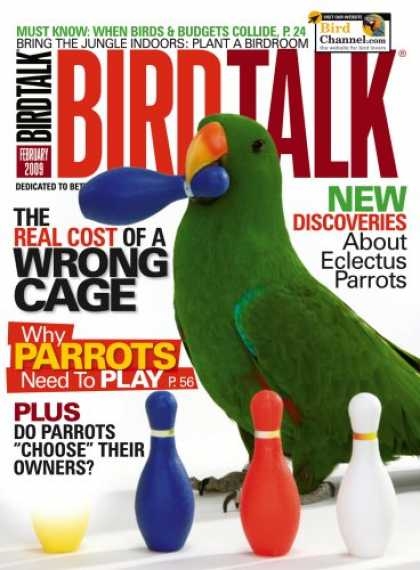 Bestselling Magazines (2008) - Bird Talk