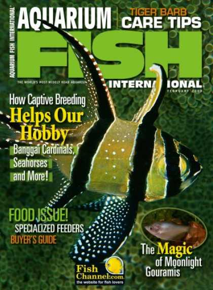 Bestselling Magazines (2008) - Aquarium Fish International