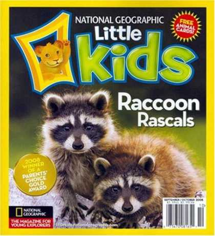 Bestselling Magazines (2008) - National Geographic Little Kids