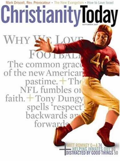 Bestselling Magazines (2008) - Christianity Today