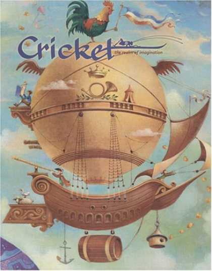 Bestselling Magazines (2008) - Cricket