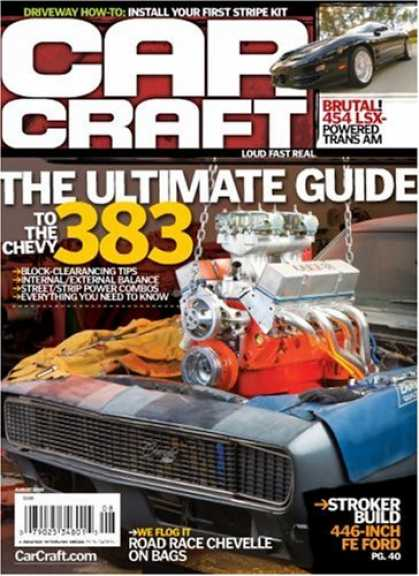 Bestselling Magazines (2008) - Car Craft
