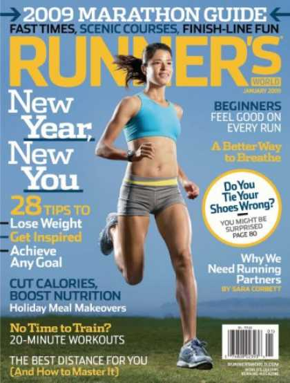 Bestselling Magazines (2008) - Runner's World