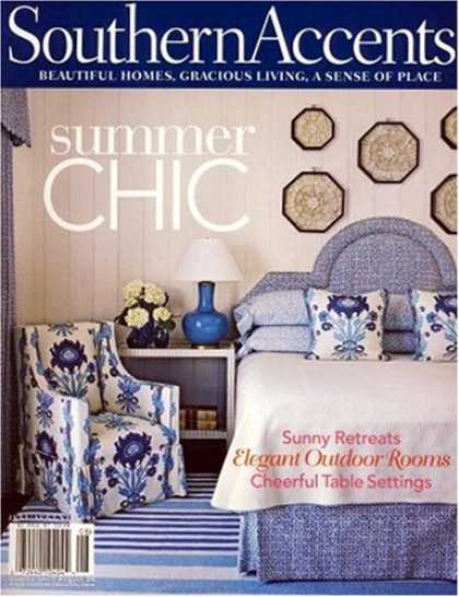 Bestselling Magazines (2008) - Southern Accents