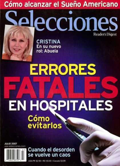 Bestselling Magazines (2008) - Reader's Digest Selecciones (Spanish Edition)