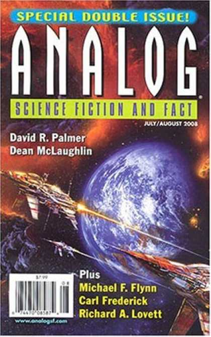 Bestselling Magazines (2008) - Analog Science Fiction & Fact