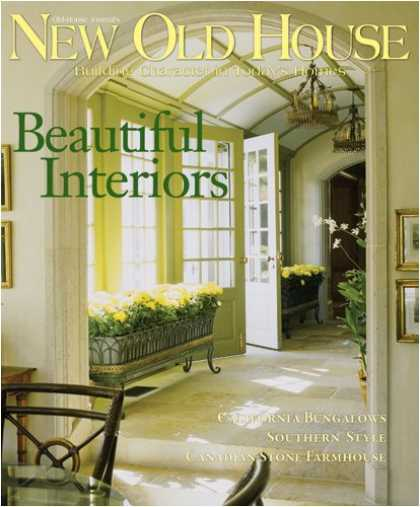 Bestselling Magazines (2008) - New Old House Journal